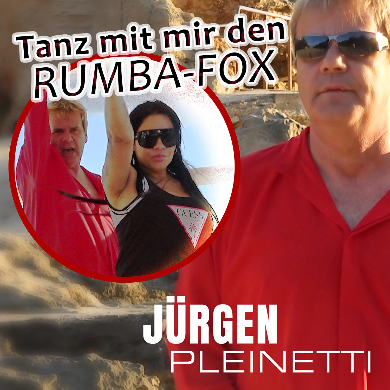 Tanz mit mir den Rumba-Fox